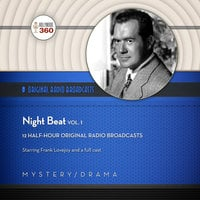 Night Beat, Vol. 1 - Hollywood 360, NBC Radio