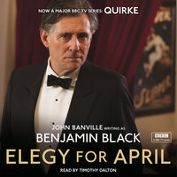 Elegy for April - Benjamin Black