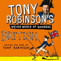 British - Sir Tony Robinson