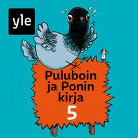 Puluboin ja Ponin kirja - Veera Salmi