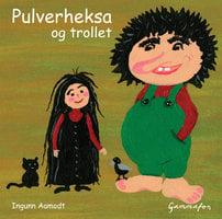 Pulverheksa og trollet - Ingunn Aamodt