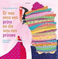 Er was eens een prins en die wou een prinses - Gebroeders Grimm, Charles Perrault, Martine Bijl, Hans Christian Andersen