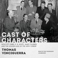 Cast of Characters - Thomas Vinciguerra