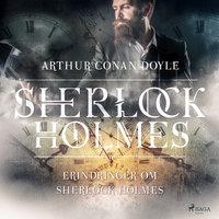 Erindringer om Sherlock Holmes - Arthur Conan Doyle