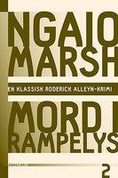 Mord i rampelys - Ngaio Marsh