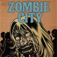 Zombie city 2: Ensam i mörkret - Benni Bødker