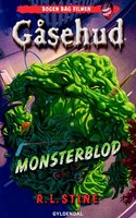 Gåsehud - Monsterblod - R.L. Stine
