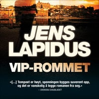 VIP-rommet - Jens Lapidus