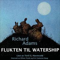 Flukten til Watership - Richard Adams