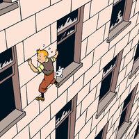 Tintin i Amerika - Hergé