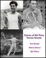 Voices of All-Time Tennis Greats - Various Authors