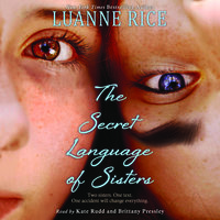 The Secret Language of Sisters - Luanne Rice