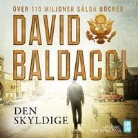 Den skyldige - David Baldacci