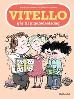 Vitello går til pigefødselsdag - Kim Fupz Aakeson,Niels Bo Bojesen