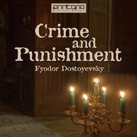 Crime and Punishment - Fjodor Dostojevskij