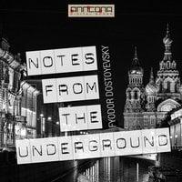 Notes From The Underground - Fjodor Dostojevskij