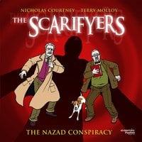 The Scarifyers: The Nazad Conspiracy - Simon Barnard, Paul Morris