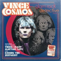 Vince Cosmos - Glam Rock Detective! - Paul Magrs