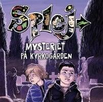 SPLEJ 1: Mysteriet på kyrkogården - Torsten Bengtsson