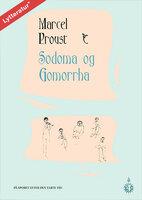 Sodoma og Gomorrha - Marcel Proust