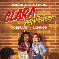 Forfulgt i London - Ingeborg Dybvig