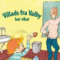 Villads fra Valby har vikar - Anne Sofie Hammer