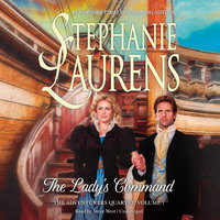 The Lady's Command - Stephanie Laurens