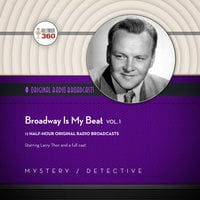 Broadway Is My Beat, Vol. 1 - Hollywood 360