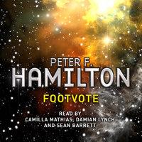 Footvote - Peter F. Hamilton