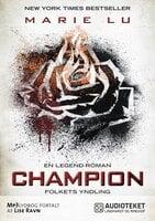 Champion - Vinderen - Marie Lu