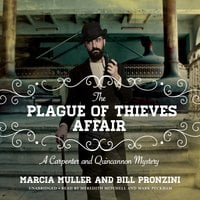 The Plague of Thieves Affair - Marcia Muller, Bill Pronzini