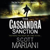 The Cassandra Sanction - Scott Mariani