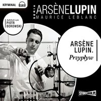 """Arsen Lupin """"Przypływ"""" - Maurice Leblanc"""