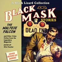 Black Mask 3: The Maltese Falcon - Otto Penzler