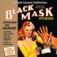 Black Mask 11: Middleman for Murder - Otto Penzler