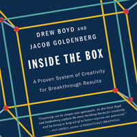 Inside the Box: A Proven System of Creativity for Breakthrough Results - Jacob Goldenberg, Drew Boyd