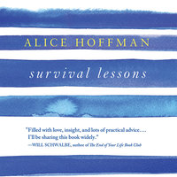Survival Lessons - Alice Hoffman