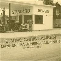 Mannen fra bensinstasjonen - Sigurd Christiansen