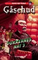 Gåsehud - Dukkernes nat 3 - R.L. Stine