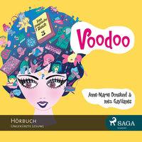 Das magische Buch: Voodoo - Inez Gavilanes, Anne-Marie Donslund