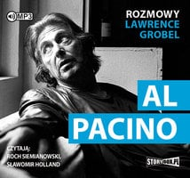 Al Pacino rozmowy - Lawrence Grobel