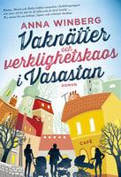 Vaknätter och verklighetskaos i Vasastan - Anna Winberg