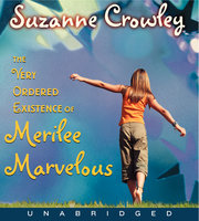 Very Ordered Existence of Merilee Marvelous - Suzanne Crowley