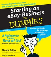 Starting an E-Bay Business for Dummies - Marsha Collier