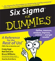 Six Sigma For Dummies - Bruce Williams, Neil DeCarlo