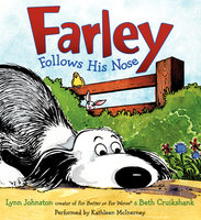 Farley Follows His Nose - Lynn Johnston