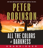 All the Colors of Darkness - Peter Robinson