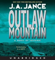 Outlaw Mountain - J.A. Jance