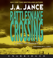 Rattlesnake Crossing - J.A. Jance