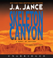 Skeleton Canyon - J.A. Jance